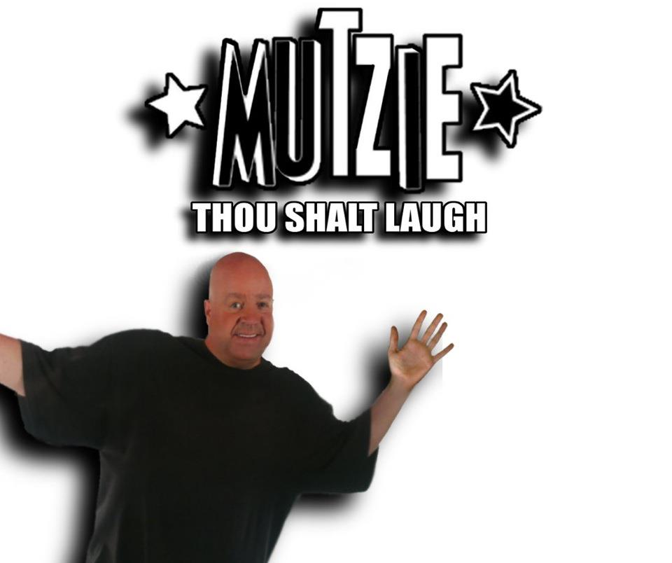 Comedian Mutzie | Book this Comedian | The Comedy Zone ...