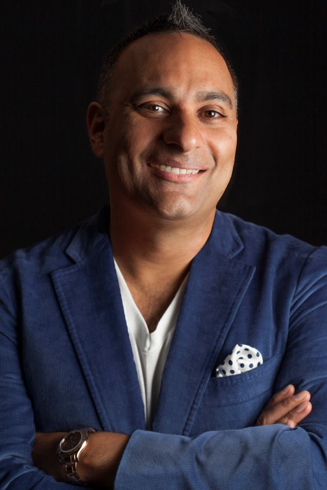 Russell Peters | Book this Comedian | The Comedy Zone Worldwide